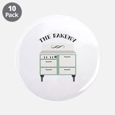 """The Bakery 3.5"""" Button (10 pack)"""