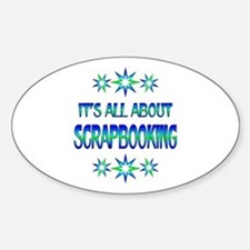All About Scrapbooking Decal