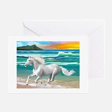 Born Free Greeting Cards