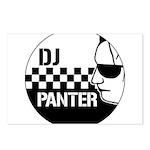 djpanter Postcards (Package of 8)