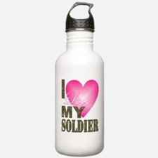 Funny Deployment Water Bottle