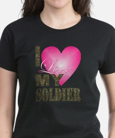 Funny Military valentines Tee