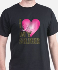 Unique Military valentines T-Shirt