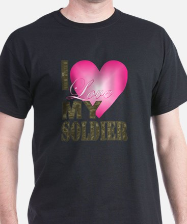 Cute Soldiers valentine T-Shirt