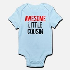 Awesome Little Cousin Body Suit