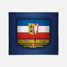 Schleswig Holstein Throw Blanket