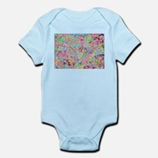 Hearts and Ribbons Infant Bodysuit
