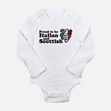 Unique Scottish Long Sleeve Infant Bodysuit