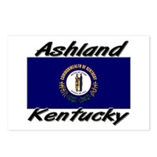 Ashland Kentucky Postcards (Package of 8)