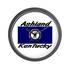 Ashland Kentucky Wall Clock