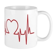 Heartbeat Mugs