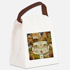 circus art Canvas Lunch Bag