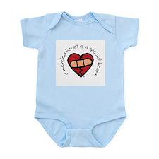 Cute Await Infant Bodysuit