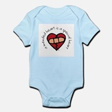 Funny Transplants Infant Bodysuit