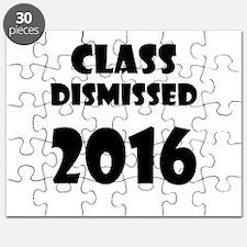 Class Dismissed 2016 Puzzle