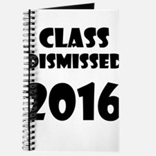Class Dismissed 2016 Journal