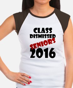 Class Dismissed Seniors 2016 T-Shirt