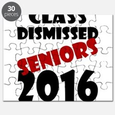 Class Dismissed Seniors 2016 Puzzle