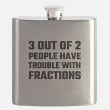 3 Out Of 2 People Have Trouble With Fraction Flask