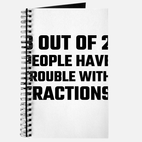 3 Out Of 2 People Have Trouble With Fracti Journal