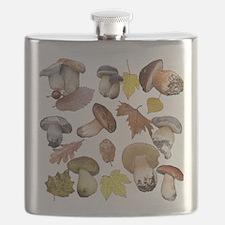 Cute Mushroom Flask