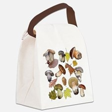 Funny Nature Canvas Lunch Bag
