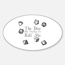 Cute Board games Decal