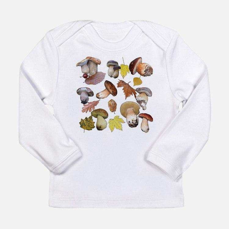Boletus Long Sleeve T-Shirt