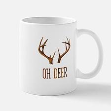 OH DEER Mugs