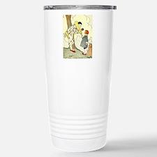 circus art Travel Mug