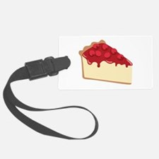 Cherry Cheesecake Luggage Tag