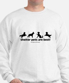 Shelter Dogs Sweatshirt