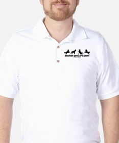 Shelter Dogs Golf Shirt