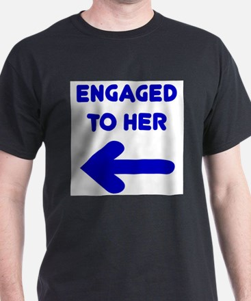Cute Engagement T-Shirt