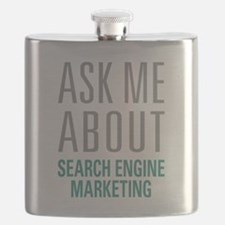 Cute Marketer Flask