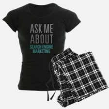 Search Engine Marketing Pajamas