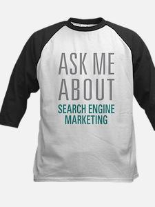 Search Engine Marketing Baseball Jersey