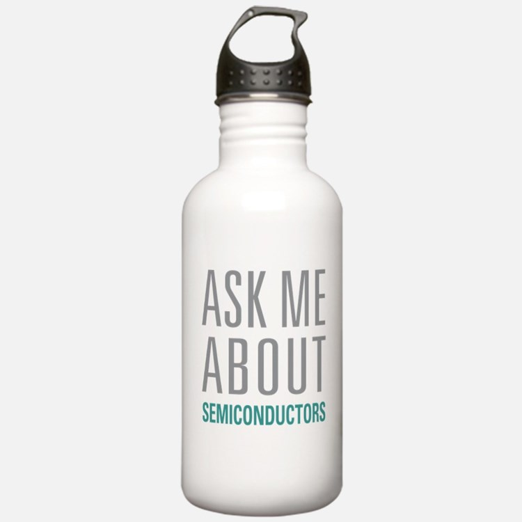 Semiconductors Water Bottle