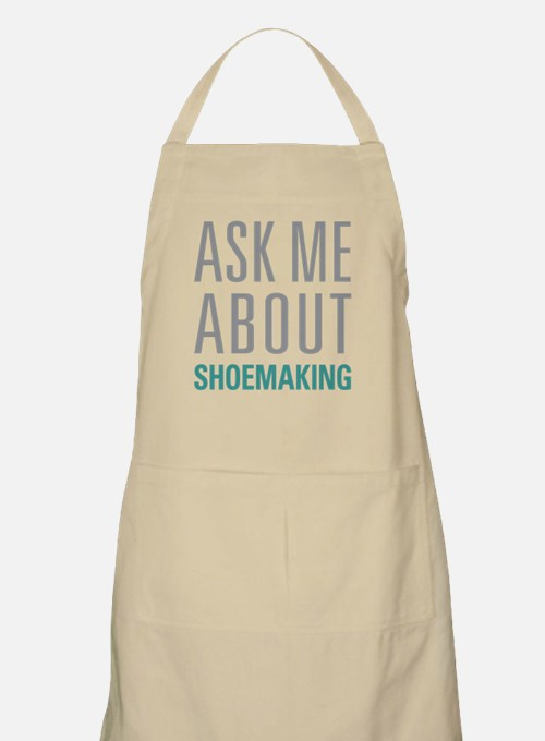 Shoemaking Apron