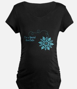 Special Snowflake Maternity T-Shirt