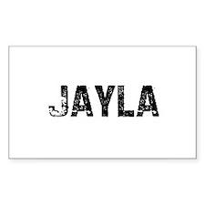 Jayla Rectangle Decal