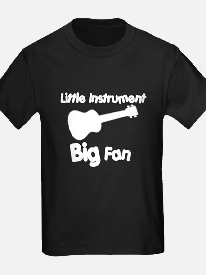 Big Ukulele Fan T-Shirt
