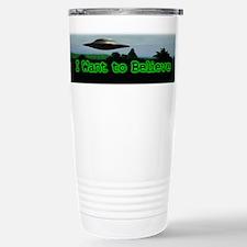 Cute I believe Travel Mug