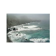 San Martin Rock Rectangle Magnet (10 pack)