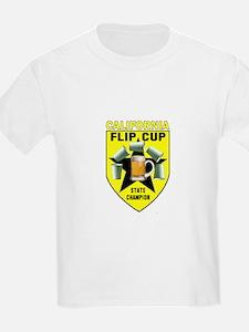 California Flip Cup T-Shirt