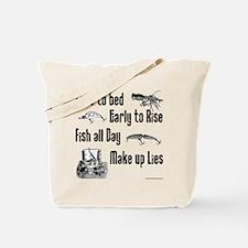 Lures Tote Bag