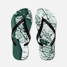 Cool San francisco Flip Flops