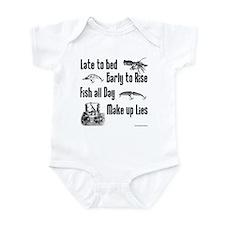 Lures Infant Bodysuit
