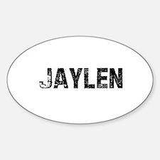 Jaylen Oval Decal