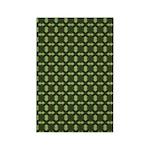 Geranium Leaves Rectangle Magnet (100 pack)